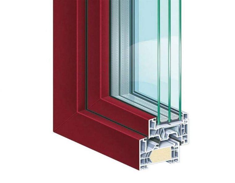 KÖMMERLING frames for 76 passive house