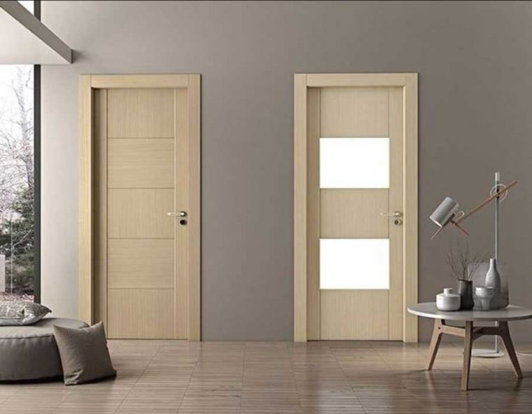 Wide range of interior laminate and wood doors