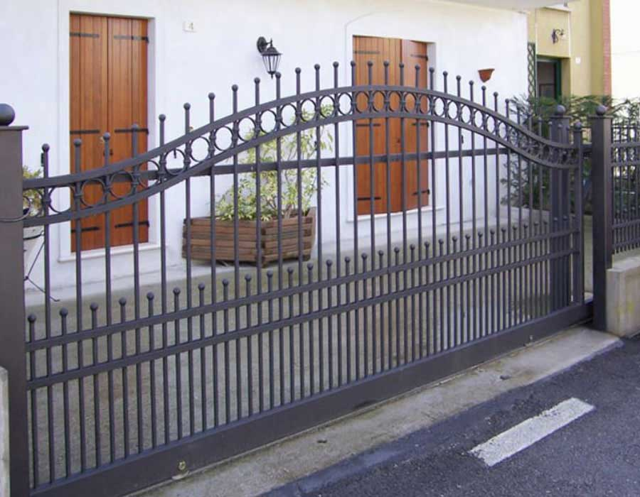 Garage doors and gates for dwellings and not only.