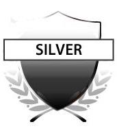 Υπηρεσία παραθύρων λευκά και Silver