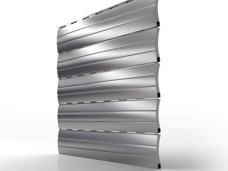Ρολά  αλουμινίου απλού τύπου