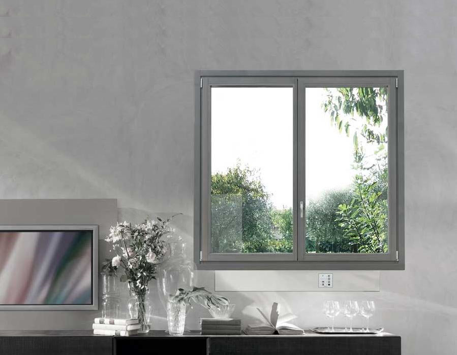New integrated system of windows and doors Europa Eos 60