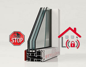 Unbreakable window systems