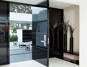 Πόρτες εξωτερικές, αλουμινίου, pvc, θωρακισμένες